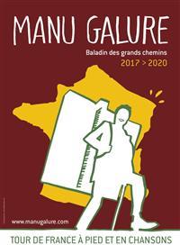 ITINÉRANCE : À pied et en chansons à travers la France