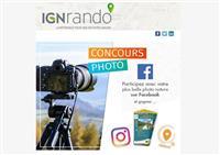 CONCOURS PHOTO  : Partagez votre plus belle photo nature sur IGNrando !