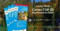 CARTOGRAPHIE : Randonner en forêt avec IGN