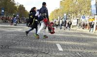 Marcher pour mieux partager la ville