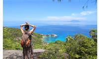 Randonner aux Seychelles